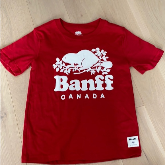 Roots Other - Roots Canada Banff Tee Shirt